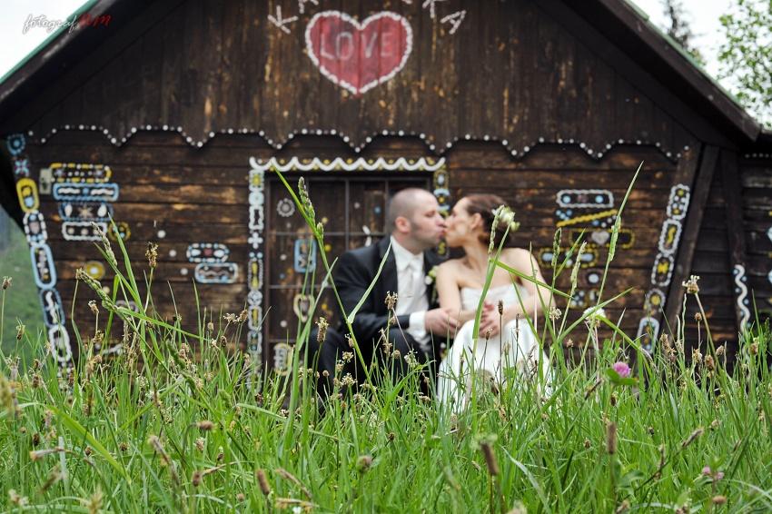 Katka & Jakub - 23.05.2015 Bystrá