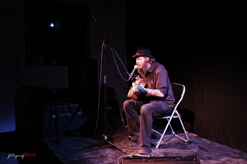 Tim Holehouse - Záhrada 17.09.2013