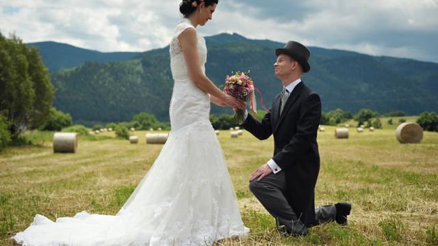 Svadobný album Zuzka & Tomáš 14.06.2014 Podbrezová