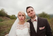 Svadobný album Veronika & Adam 10.10.2015 Trnavá Hora